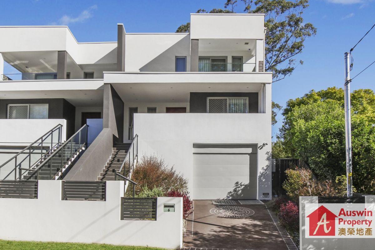 6 Dandarbong Ave, Carlingford NSW 2118, Image 0
