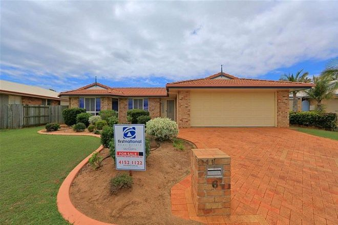 Picture of 6 Maike Street, KALKIE QLD 4670