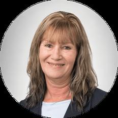 Judy Pope, Sales representative