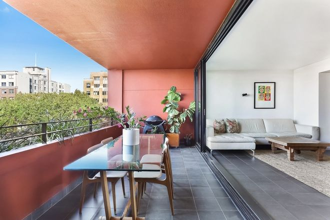 Picture of 511/50 Macleay Street, POTTS POINT NSW 2011
