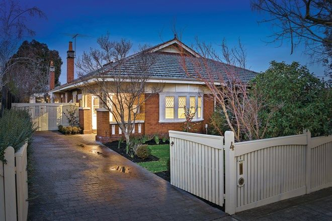Picture of 4 Findon Crescent, KEW VIC 3101