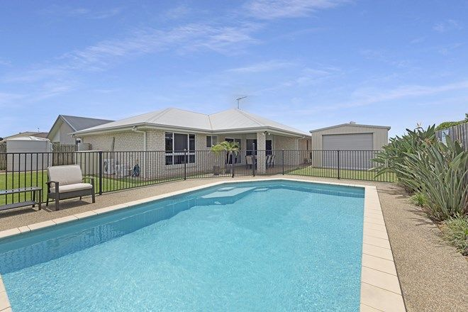 Picture of 8 Liddell Court, KEPNOCK QLD 4670