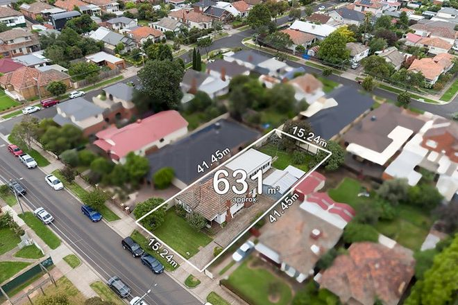Picture of 58 Everett Street, BRUNSWICK WEST VIC 3055
