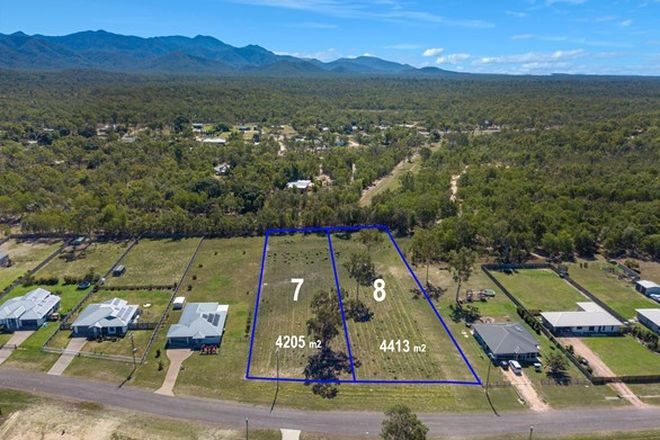 Picture of Lot 8 Mawson Street, BLUEWATER QLD 4818