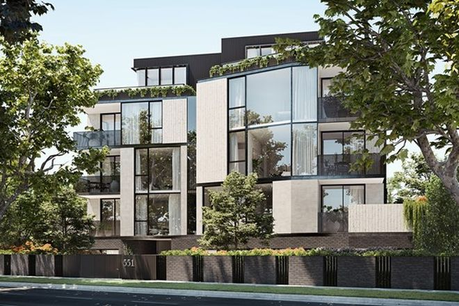 Picture of 551-553 Dandenong Rd, ARMADALE VIC 3143