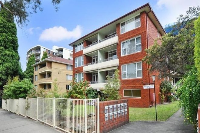 Picture of 6/14-16 Park Avenue, BURWOOD NSW 2134