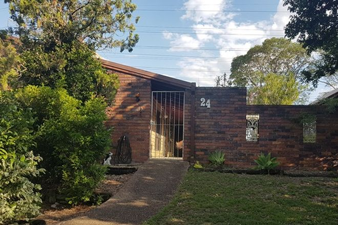 Picture of 24 Lugano Street, RIVERHILLS QLD 4074