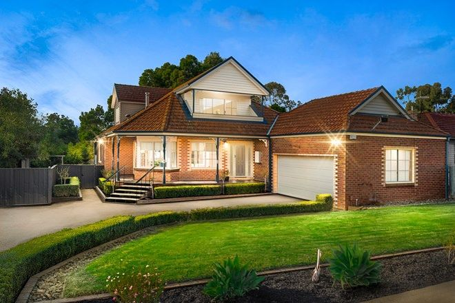 Picture of 46 Eram Road, BOX HILL NORTH VIC 3129