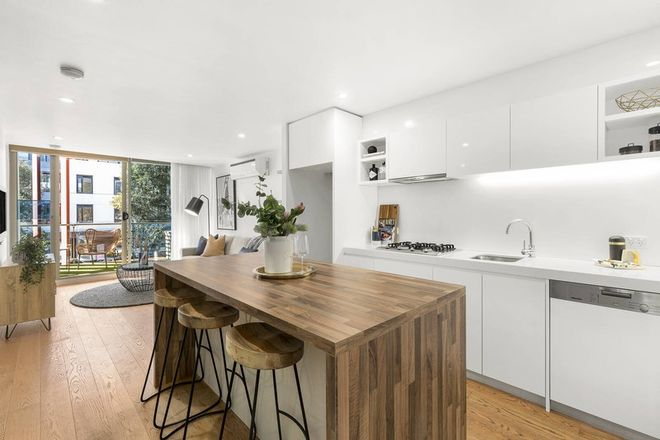 Picture of 108/38 Nott Street, PORT MELBOURNE VIC 3207