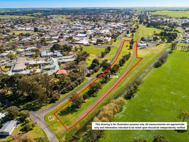 Lot 1 1058-1075,Towers Rd Railway Terrace, Millicent SA 5280, Image 1