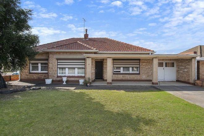 Picture of 15 Holbrooks Road, FLINDERS PARK SA 5025