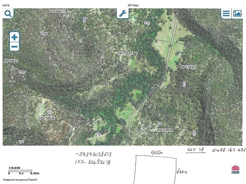 Blaxlands Creek NSW 2460, Image 0
