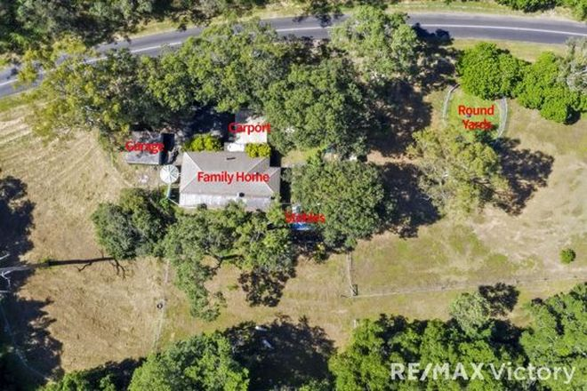 Picture of 1310 Caboolture River Road, ROCKSBERG QLD 4510