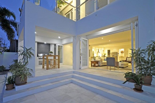 Picture of 43 Fourth Avenue, PALM BEACH QLD 4221