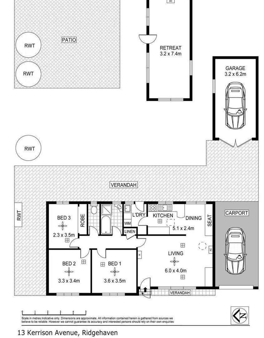 13 Kerrison Avenue, Ridgehaven SA 5097, Image 16