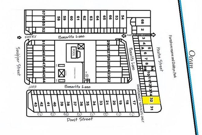 Picture of 11 (Lot 32) Heaton Street, JURIEN BAY WA 6516