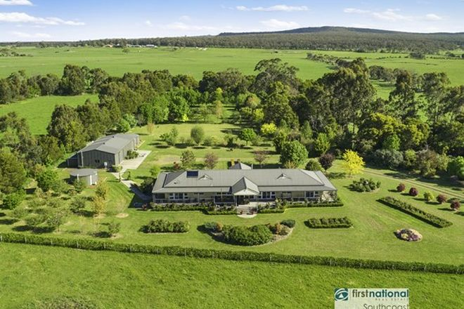 Picture of 792 Gelliondale Road, JACK RIVER VIC 3971