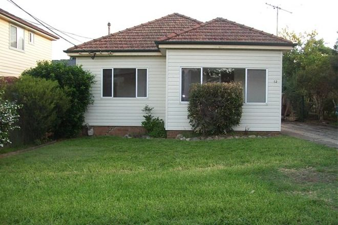Picture of 52 Rhodes Avenue, GUILDFORD NSW 2161