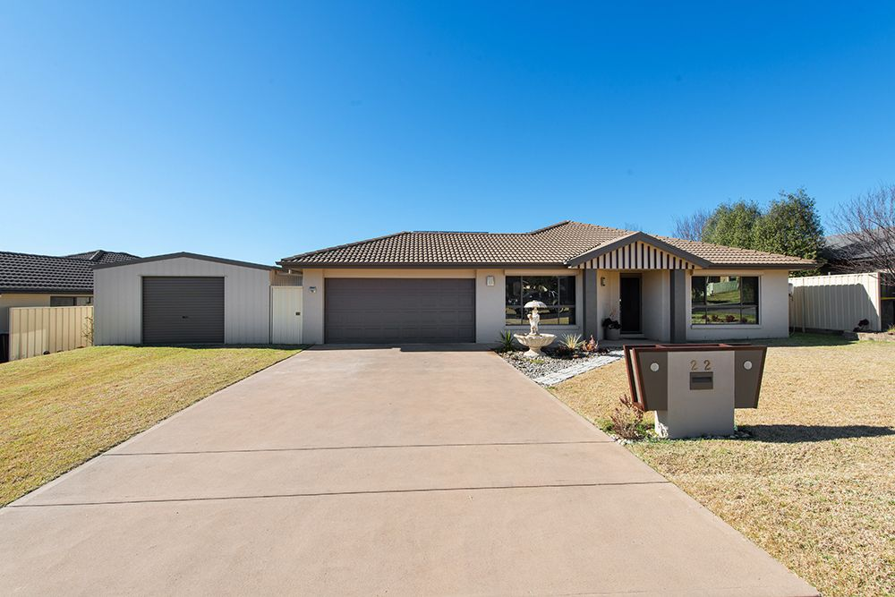 22 Hardy Crescent, Mudgee NSW 2850, Image 0