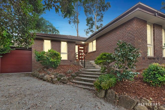 Picture of 3 Lisa Close, RINGWOOD NORTH VIC 3134