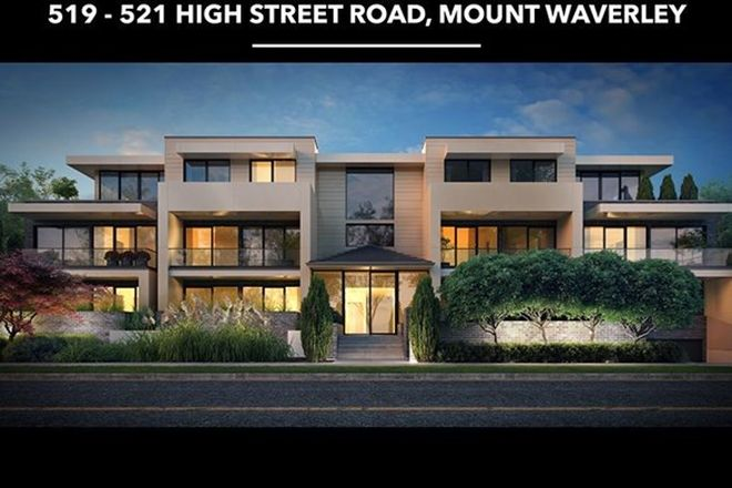 Picture of 519-521 High Street Road, MOUNT WAVERLEY VIC 3149