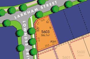 Picture of Lot 5603 Larkham Street, Oran Park NSW 2570