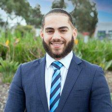 Ibrahim Khudruj, Sales representative