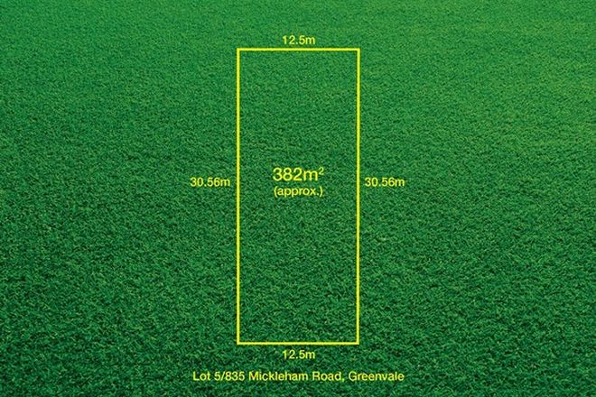 Picture of Lot 5/835 Mickleham Road, GREENVALE VIC 3059