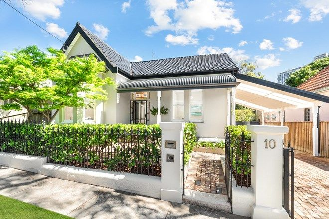 Picture of 10 Tryon Street, CHATSWOOD NSW 2067