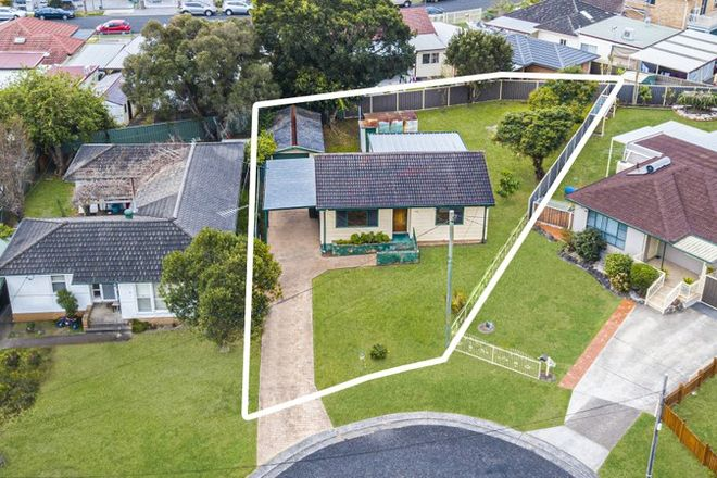 Picture of 10 Geddes Place, CABRAMATTA WEST NSW 2166
