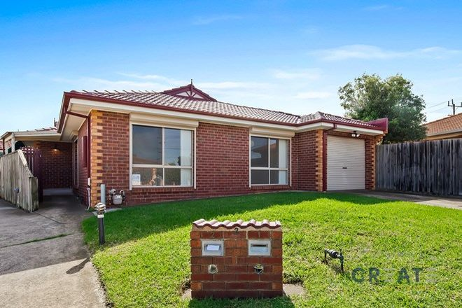 Picture of 1/2 Acuba Close, ST ALBANS VIC 3021