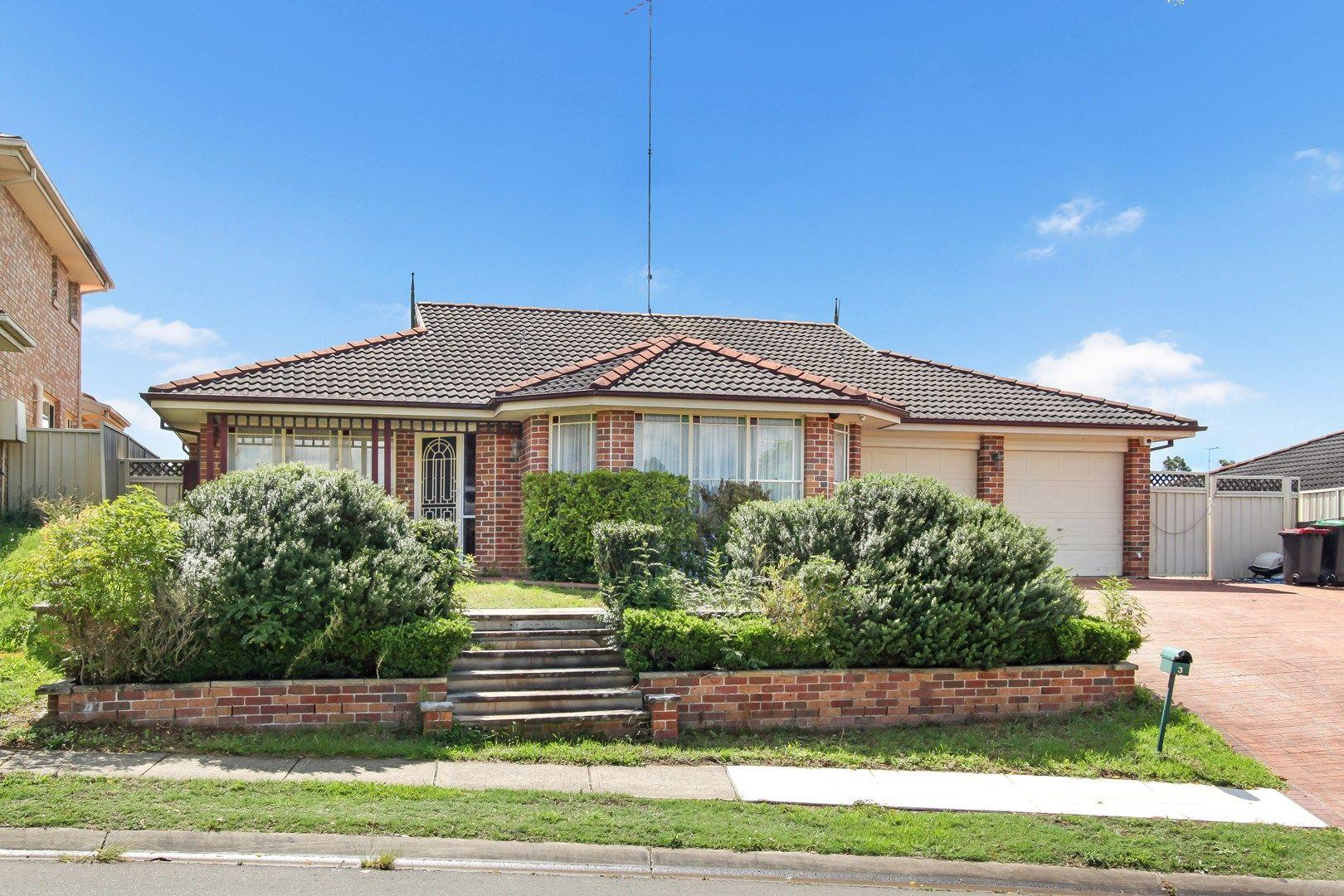3 Woodlands Drive, Glenmore Park NSW 2745, Image 0