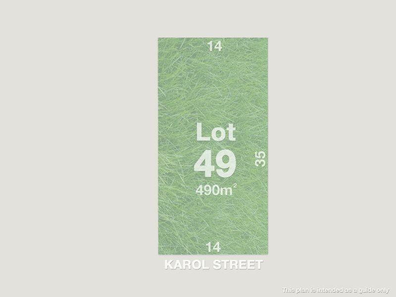 Lot 49 Karol Street, Alfredton VIC 3350, Image 0
