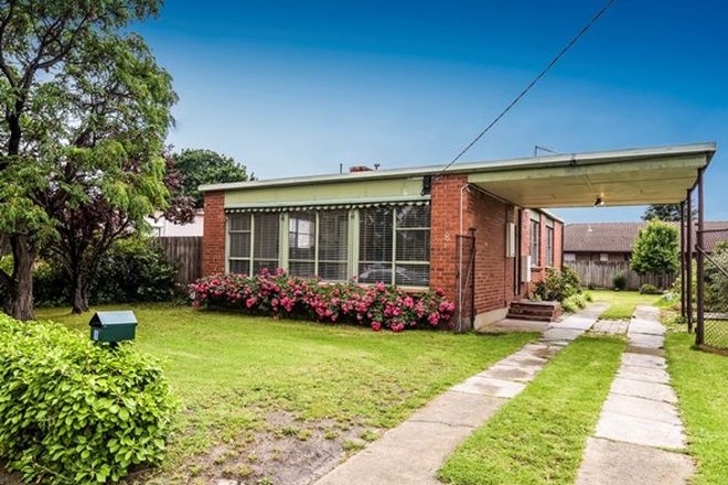 Picture of 8 Mutton Road, FAWKNER VIC 3060