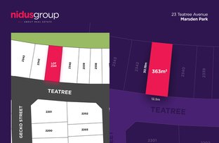 Picture of 23 Teatree Avenue, Marsden Park NSW 2765