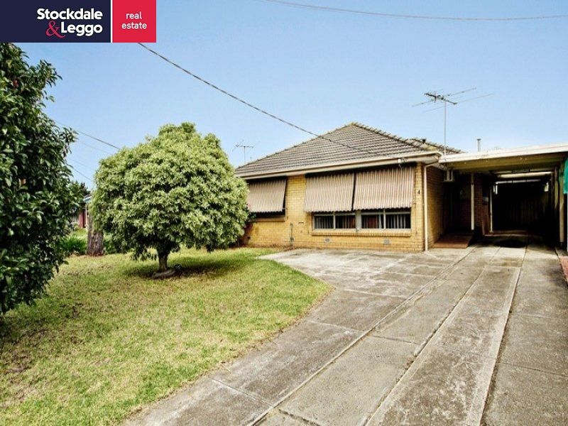 4 Burnley Street, Laverton VIC 3028, Image 0