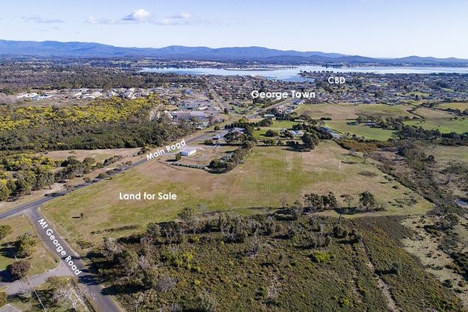 Picture of Lot 1 Cnr Main Road and Mt.George Road, GEORGE TOWN TAS 7253