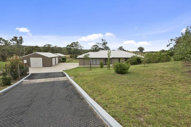 Picture of 30 East Side Road, CROWS NEST QLD 4355