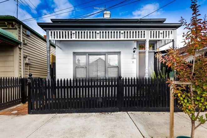 Picture of 71 Castlemaine Street, YARRAVILLE VIC 3013