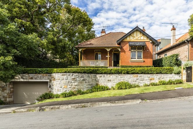 Picture of 3 Crescent Street, HUNTERS HILL NSW 2110