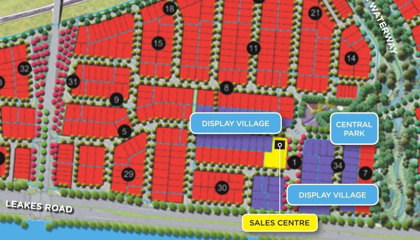 LOT 3413 Hornsby Crescent, Truganina VIC 3029, Image 2