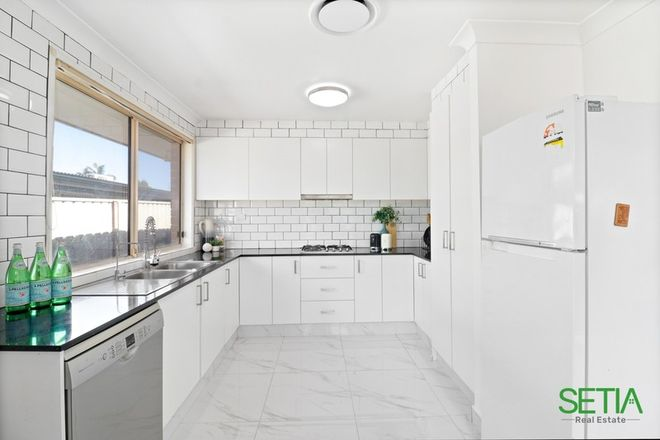 Picture of 4 Cardinal Clancy Avenue, GLENDENNING NSW 2761