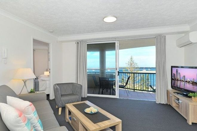 Picture of 19/484 Marine Parade, BIGGERA WATERS QLD 4216