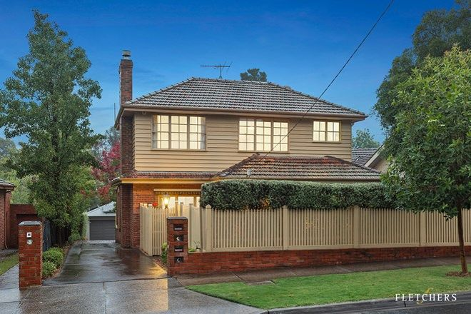 Picture of 1/38 Melrose Street, MONT ALBERT NORTH VIC 3129