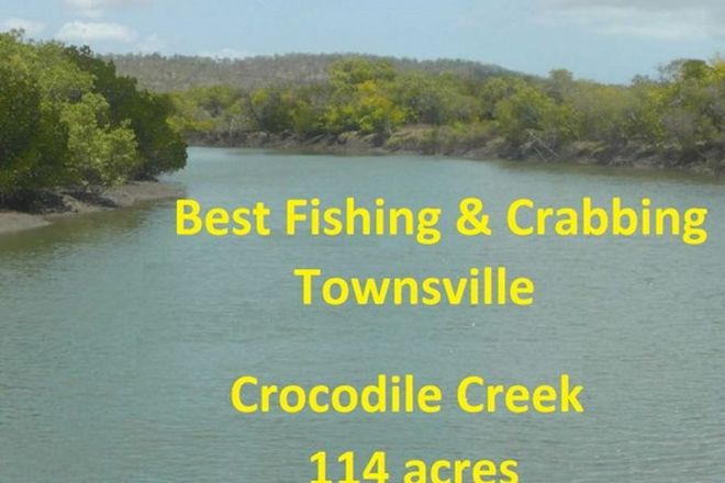 Picture of 239 Crocodile Creek Road, CAPE CLEVELAND QLD 4810