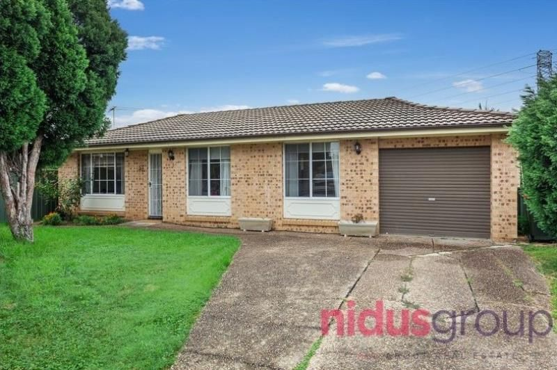 5/3 Woodvale Close, Plumpton NSW 2761, Image 0
