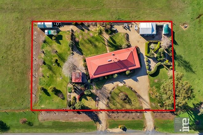 Picture of 415 Kerrs Road, MILAWA VIC 3678