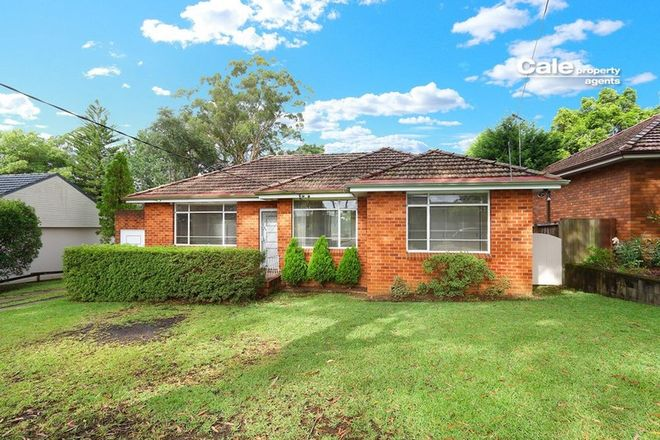 Picture of 38 Loftus Road, PENNANT HILLS NSW 2120