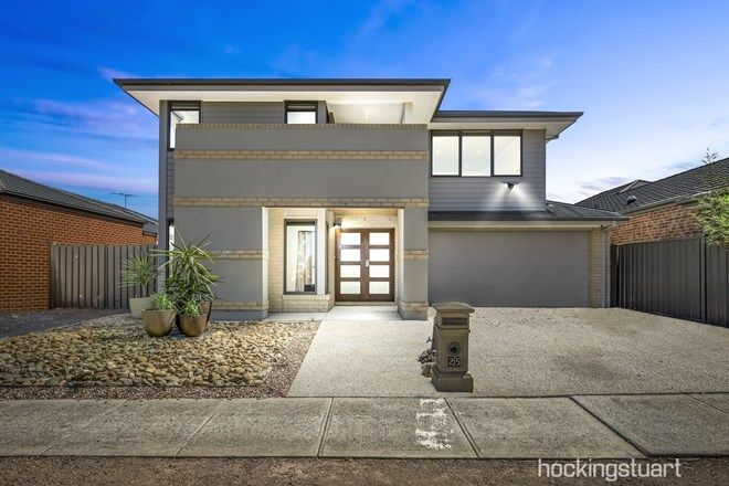 Picture of 25 Pierbrook Avenue, MANOR LAKES VIC 3024
