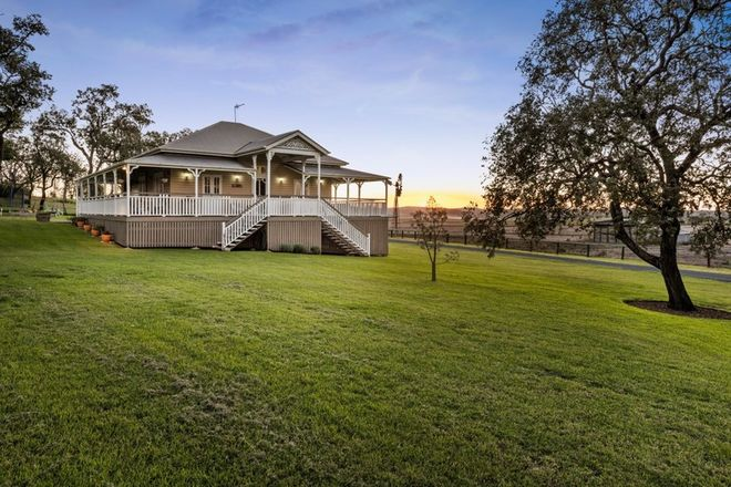 Picture of 127 Greenup Road, CAMBOOYA QLD 4358